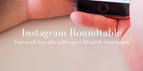 Instagram Roundtable tickets