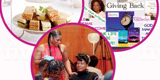 Coach Carla's  Afternoon Tea & Vision Board Experience