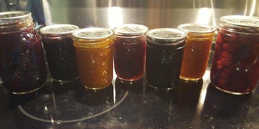 Jam Making & Canning Workshop