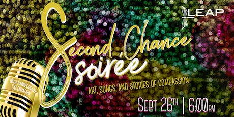 LEAP Second Chance Soiree tickets