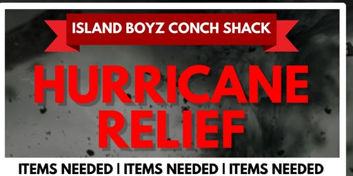 Hurricane relief for the Bahamas