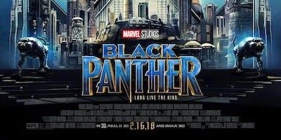 BHM Film Hub Black Panther ( Children\