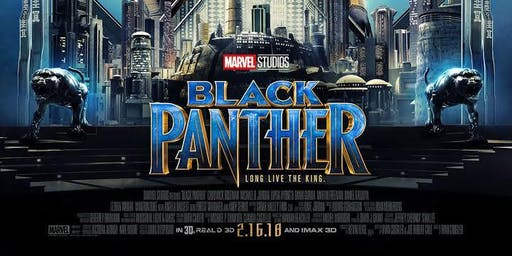 BHM Film Hub Black Panther ( Children's) screening