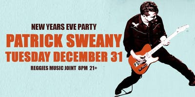New Year's Eve with Patrick Sweany