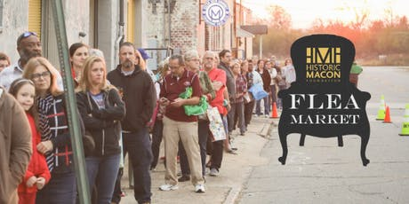 Flea Market Preview Party 2019 tickets