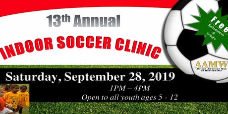 Free Soccer Clinic for Youth! tickets