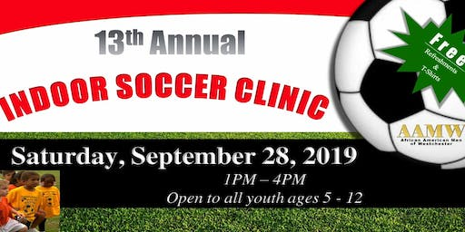 Free Soccer Clinic for Youth!