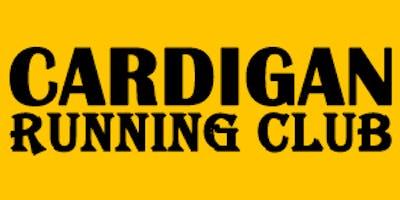 Cardigan Running Club Silver Anniversary Run / Ras Penblwydd Arian Clwb Rhedeg Aberteifi