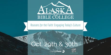 Reasons for the Faith: Engaging Today's Culture tickets