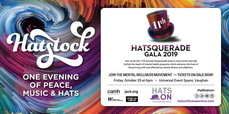 11th annual Hatsquerade tickets