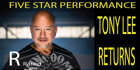 Tony Lee R-Rated Hypnosis  Returns tickets