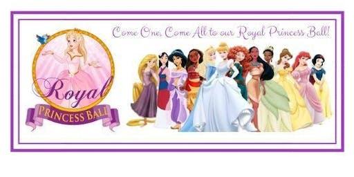 Diamond Royal Princess Ball