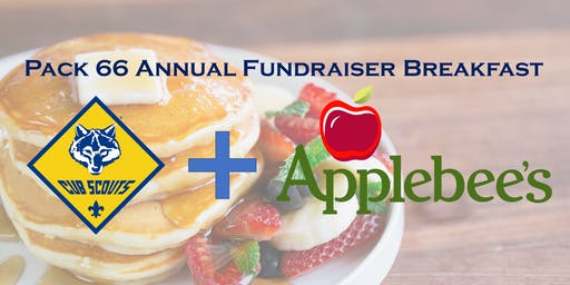 Pack 66 - Annual Applebees Fundraiser Breakfast
