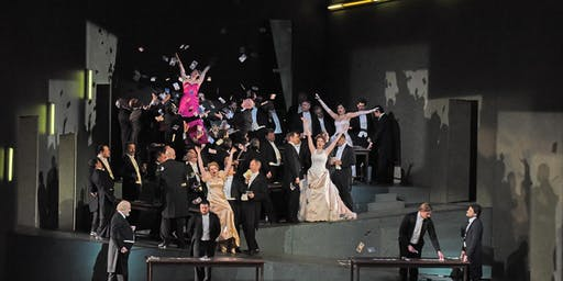 Met Opera Live  in HD  Manon (Jules Massenet)