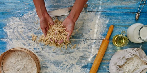 Cooking Class: Pasta Making 101 - South Coast Plaza