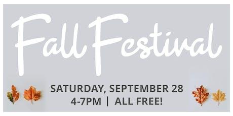 GraceLand Church Fall Festival tickets