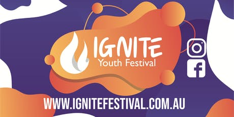 Ignite Youth Festival 2019 tickets