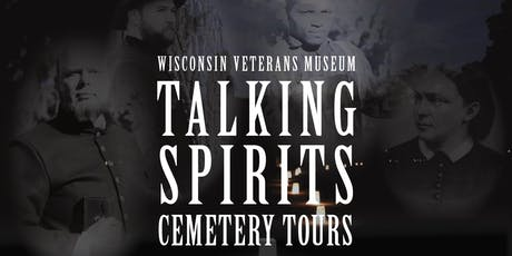 TALKING SPIRITS CANDLELIT TOURS tickets