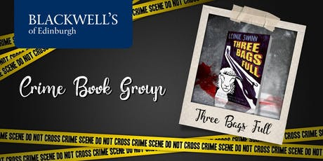 September Blackwell's Crime Book Group tickets