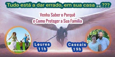 Estamos em Guerra Pela Nossa Família - Loures, Portugal bilhetes