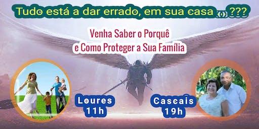 Estamos em Guerra Pela Nossa Família - Loures, Portugal