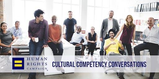 Cultural Competency Conversations