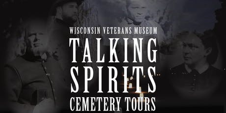 TALKING SPIRITS: PUBLIC DAY TOURS tickets
