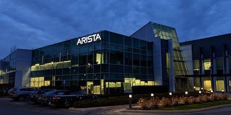 Arista Networks Open House Recruitment EVENT Sept 27, 2019 tickets