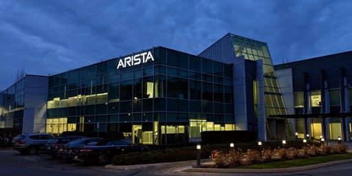 Arista Networks Open House Recruitment EVENT Sept 27, 2019