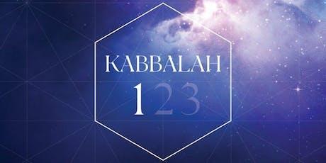 KABBALAHU19   Kabbalah 1 - Curso de 10 clases   San Ángel   29 de Octubre 20:30 boletos