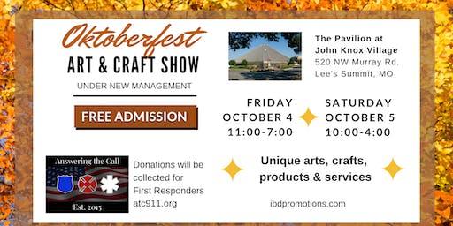 Oktoberfest Art & Craft Show
