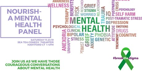 Nourish-A Mental Health Panel tickets
