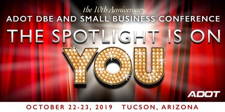 2019 ADOT DBE and Small Business Conference tickets