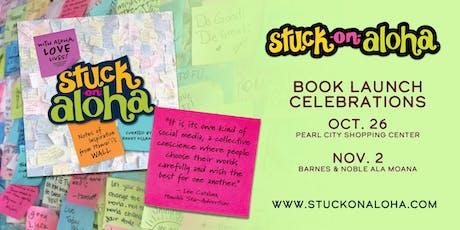 Stuck on Aloha Book Launch Celebration tickets