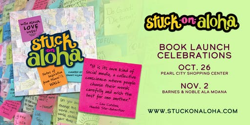Stuck on Aloha Book Launch Celebration