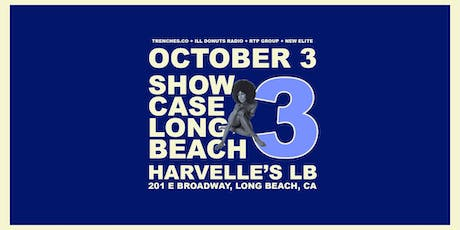 SHOWCASE LB 3 + SOUL SESSIONS tickets
