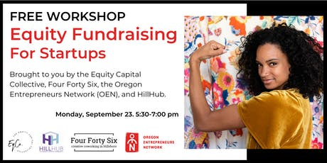 Equity Fundraising For Startups tickets