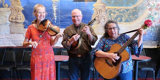 Afternoon Contra Dance at The Palms