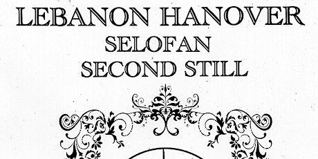CANCELED: LEBANON HANOVER and SELOFAN tickets