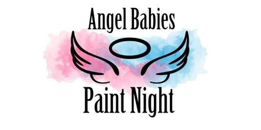 Angel Babies Paint Night