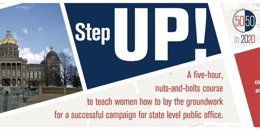 Step Up! Southeast Iowa
