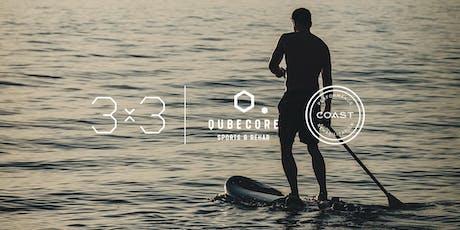 QubeCore & COAST Present: 3x3 Workshop Series  tickets