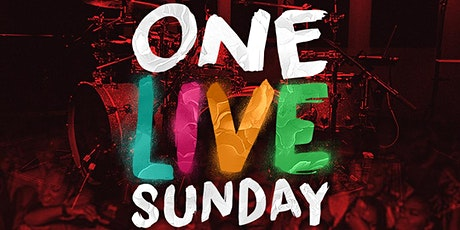 "ONE ""LIVE"" SUNDAY @ THE SOCIAL tickets"