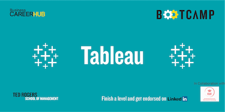 Tableau Bootcamp: Level 2 tickets