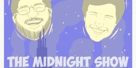 The Midnight Show with Tenn and Peller tickets