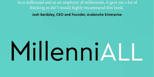 Book Launch - 'MillenniALL'