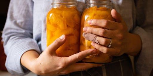 Food Preserving Series- Apples