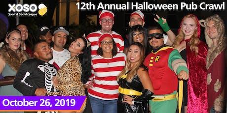 12th Annual Halloween Pub Crawl 2019 tickets