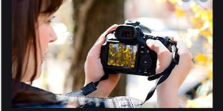 The Manhattan Photography Workshop - Intermediate Digital Photography tickets