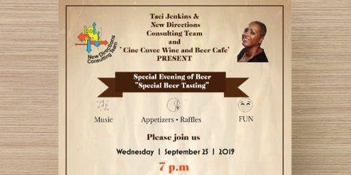 Specialty Beer and Cheese Tasting Event